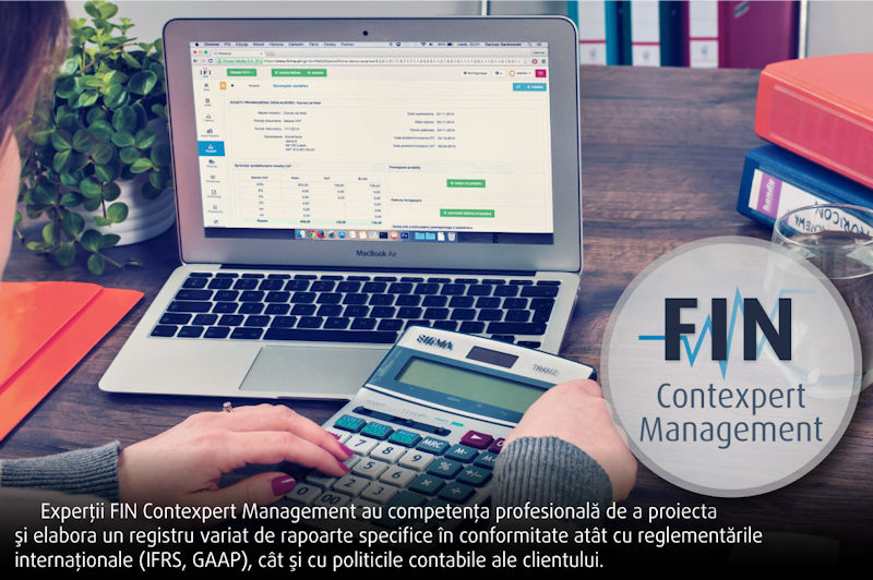 FIN Contexpert Management - Servicii de Contabilitate